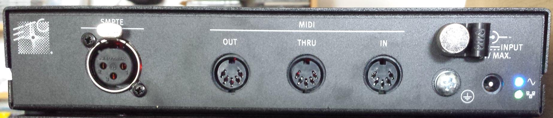 Buchsen Show Control Gateway